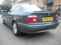 BMW 5 Series 535i 4dr saloon ( Very rare model + immaculate condition )
