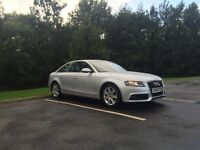 late 2010 audi a4 2.0 tdi se £30 tax hpi clear