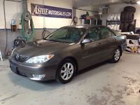 2005 Toyota Camry XLE LEATHER! ROOF! V6!