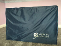 Massage Bed, Mercia Collection, very little used. Quick sale hence £45 ono.