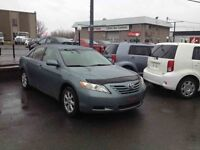 2007 TOYOTA CAMRY V6 AIR CLIMATISÉ MAGS