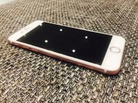 IPHONE 6s 16gb ROSE GOLD UNLOCKED ANY NETWORK BARGAIN PRICE NO FAULTS GOOD CONDITION 07517206039