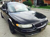 Trade my 2001 Buick Regal GS Supercharged for a good camper