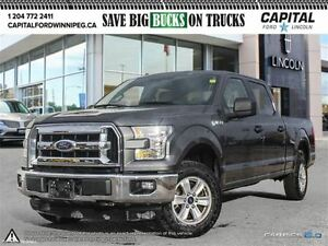 2015 Ford F-150 SuperCrew   *Showroom Condition-Under 50K*