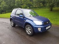 toyota rav4 automatic full time four wheel drive