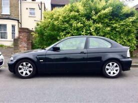 BMW 3 SERIES 1.8TI PETROL, FULL LEATHER, LOW MILEAGE , 2 KEYS