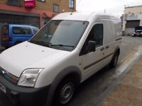 2007 FORD TRANSIT CONNECT 18TDCI HI ROOF PANEL VAN YEAR MOT ELECTRIC PACK