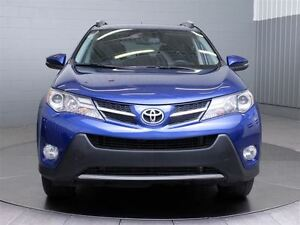 2014 Toyota RAV4 LIMITED AWD MAGS TOIT CUIR NAVIGATION West Island Greater Montréal image 2
