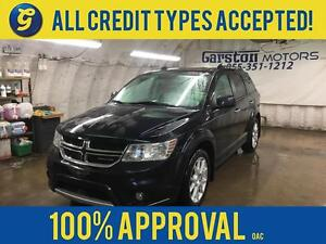 2011 Dodge Journey RT*AWD*NAVIGATION*LEATHER*REMOTE START*POWER