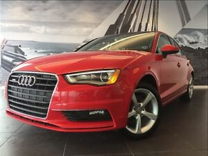2015 Audi A3 2.0T QUATTRO KOMFORT STYLING PACKAGE