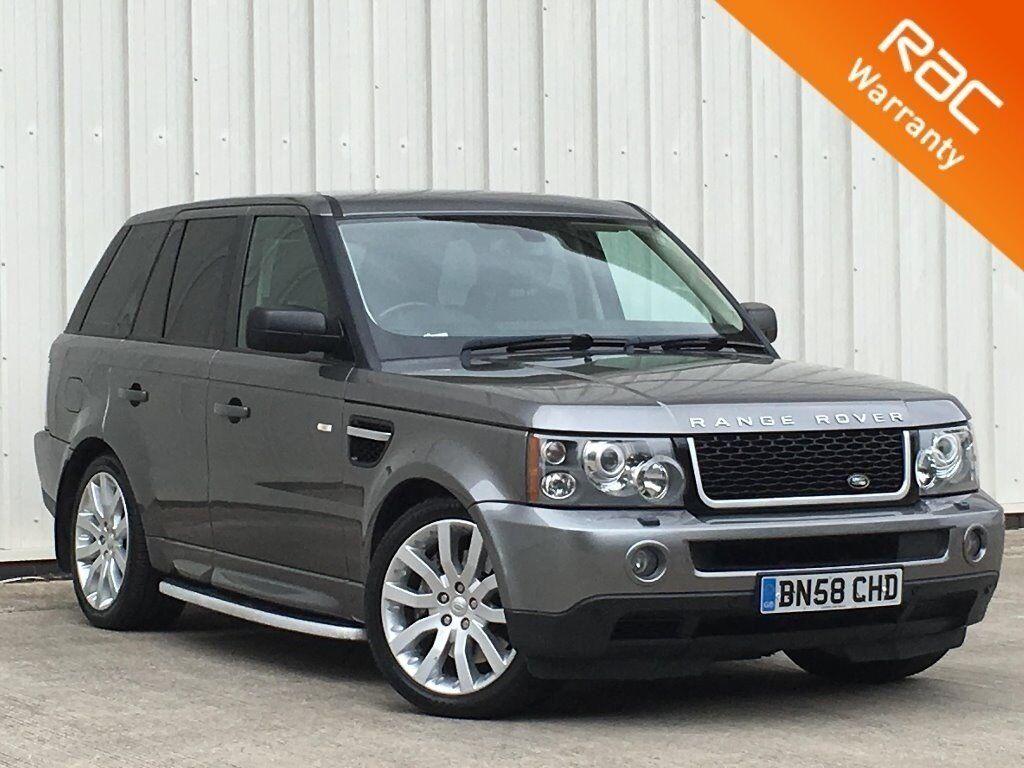 Land Rover Range Rover Sport 3 6 Td V8 Hse 5dr 2012