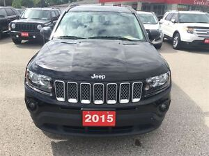 2015 Jeep Compass North London Ontario image 3