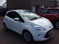 2009 Ford KA 1.2 Zetec. 1 Owner, Full Service History, Low Mileage, 1 year MOT