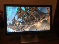 HP p6126uk Computer + HP 2009v Monitor + Logitech Wireless Keyboard and Mouse
