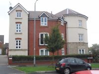 Truly spacious apartment with two double bedrooms and two loos to let in Malvern Link!