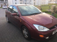 FORD FOCUS Hatchback for spares or repair