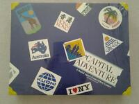 Board Game - Capital Adventure