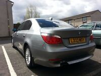 Space Grey BMW 520i Auto | TOW BAR | Hands Free Kit | Excellent Runner | FSH | Well Maintained