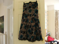 New York Laundry Dress Size 10 New with tags Straps or strapless