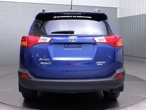 2014 Toyota RAV4 LIMITED AWD MAGS TOIT CUIR NAVIGATION West Island Greater Montréal image 7