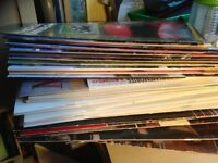 Lot of 20+ 1970's to 1990's Motorcycle magazines
