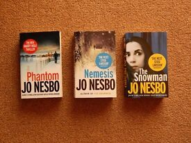 BARGAIN - AS NEW -ELEVEN THRILLERS BY JO NESBO