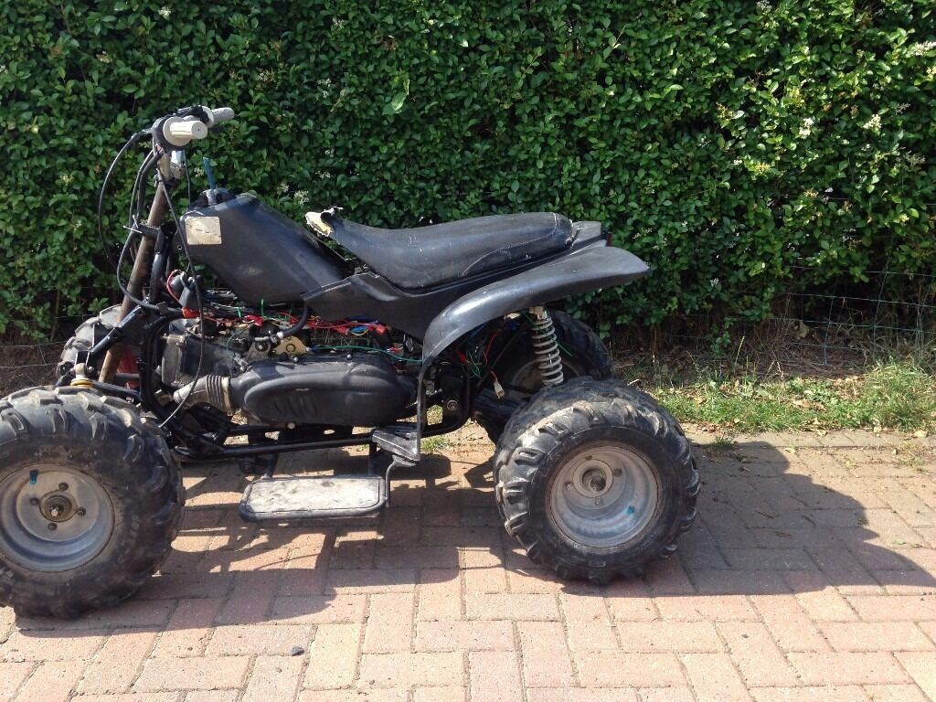 150cc quad bike , spares, project  | in Doncaster, South Yorkshire | Gumtree