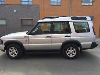 Land Rover discovery 2.5 TD5 GS
