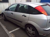 FORD FOCUS GRATE DRIVER