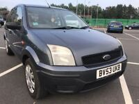 FORD FUSION 1.4 / 88000 MILES / LAST SERVICE 28/04/2018 / CAMBELT CHANGED /FULL 1 YEAR MOT / £1095