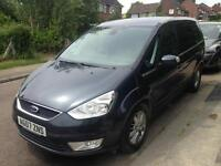 Ford galaxy GHIA diesel 6 speed manual. bought from brad new!!
