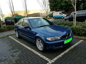 BMW 330i hi spec low miles