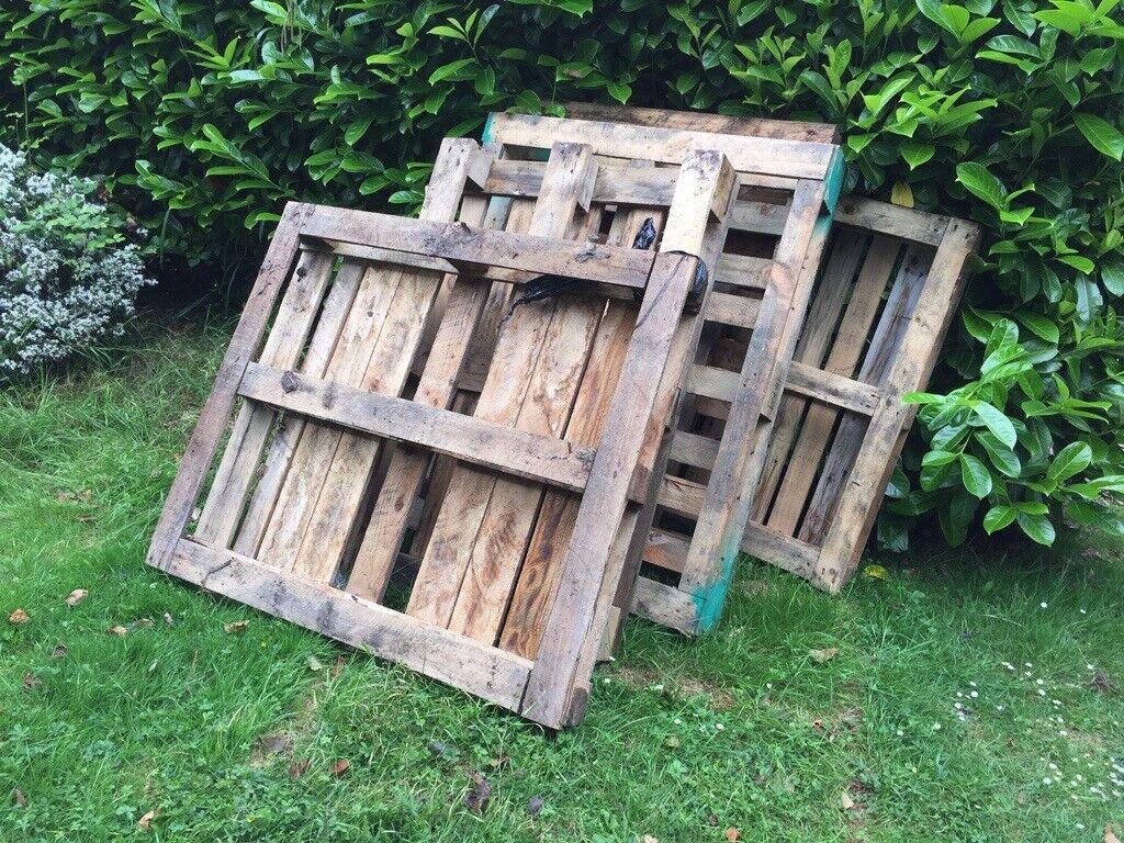 FREE Wooden Pallets   in Hastings, East Sussex   Gumtree