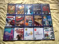 Sony ps2 games for sale, £1 each, see pics