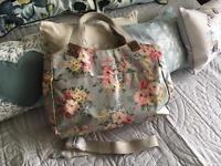 Cath kidston spring bouquet business bag