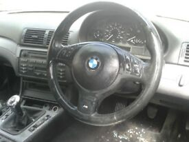 BMW 318 320 STEERING WHEEL M Sport
