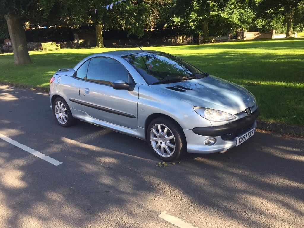 Car For Sale Peugeot 206 Cc In Charing Cross Glasgow Gumtree