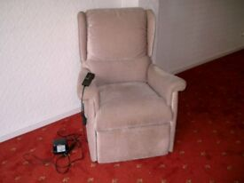Mobility Chair , remote control operation
