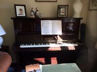 Lovely Piano for sale - suitable for grades 1 - 5