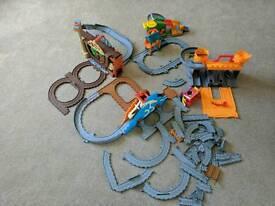 Thomas the tank trainsets