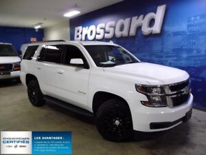 2017 CHEVROLET TAHOE 4WD LS MAGS