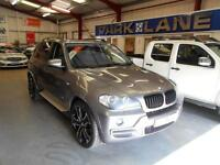 BMW X5 3.0d SE 5dr Automatic (space grey metallic) 2007