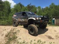 Toyota hilux surf 4x4 3.0td modified monster challenge truck PX/SWAP