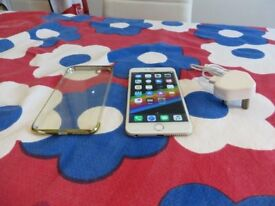 Apple iPhone 6 Plus - 64GB - Gold (Unlocked) to all network