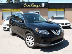 2015 Nissan Rogue S - Back Up Cam, Bluetooth