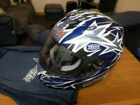 RST full face helmet