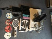Wii Fit Bundle+ add ons and games