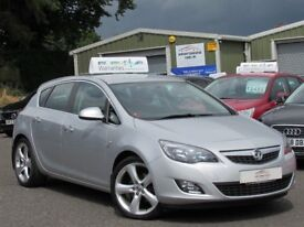 2012 VAUXHALL ASTRA 2.0 CDTI SRI 2 OWNERS 69000 MILES FULL SERVICE HISTORY EXCELLENT CONDITION