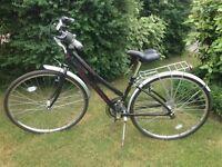Ladies hybrid Claude butler bike