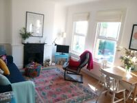 Bright Double Room in 2 Bed Flat 6 Months contract